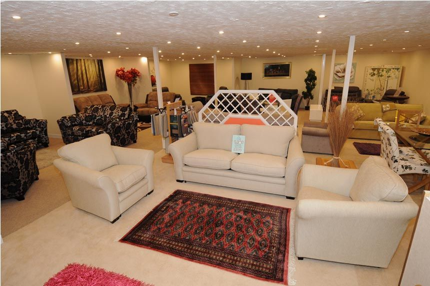 Snap Up A Sale At BH Furniture Store