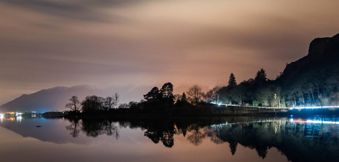 Derwentwater by Ben Bush Photography