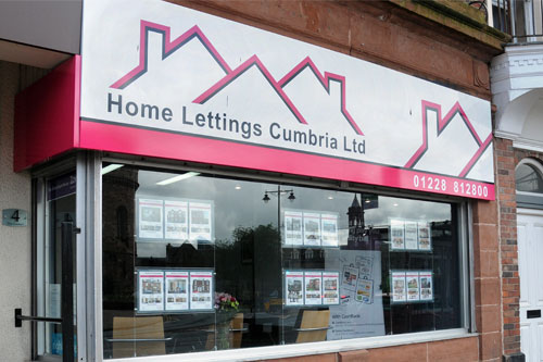 Home Lettings Premises