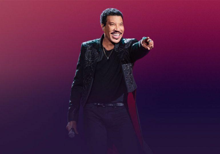 What's on? Lionel Richie