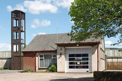 Egremont Fire Station Location