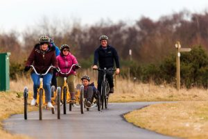 Cycle The Solway: A Fun Day