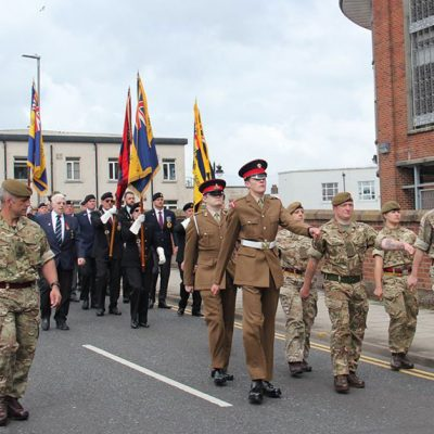 Workington Armed Forces Day