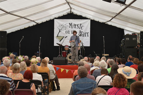 Music On The Marr Festival