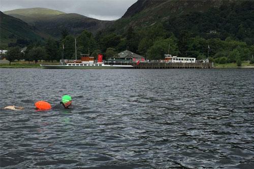 Swimming John Mather