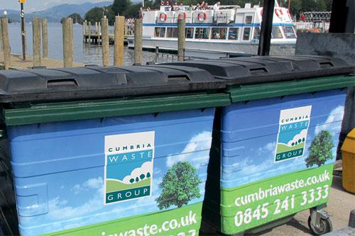 Cumbria Waste Bins