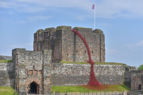 Weeping Window Sculpture