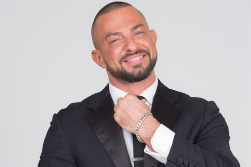 Robin Windsor Strictly Come Dancing