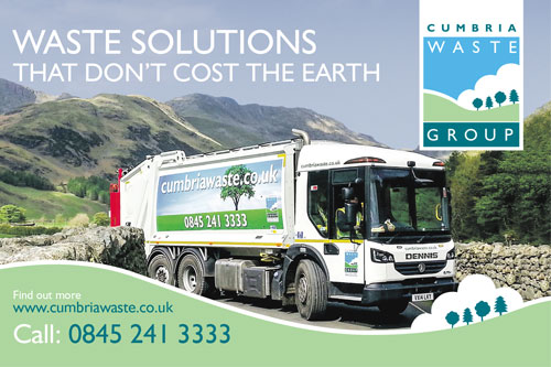 Cumbria Waste Ad