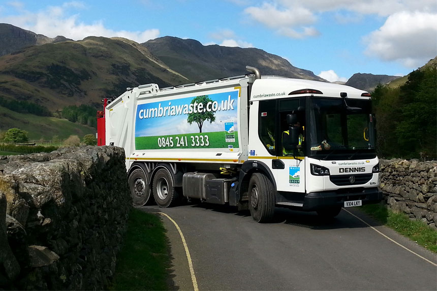 Cumbria Waste