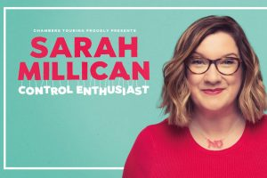 Sarah Millican Carlisle