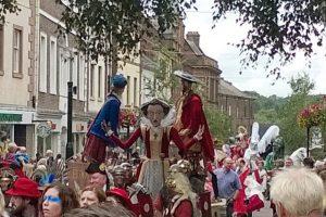 Carlisle Fringe Puppet Parade