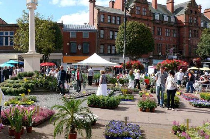 Carlisle International Market