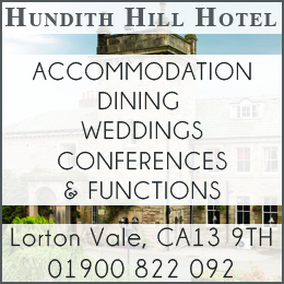Hundith Hill Advert