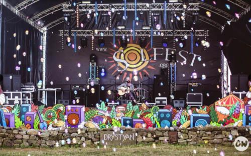 Solfest Stage