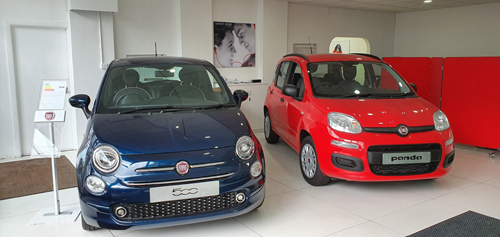 """""""We are now the only Fiat dealer in Cumbria"""""""
