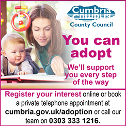 Cumbria County Council - Adoption