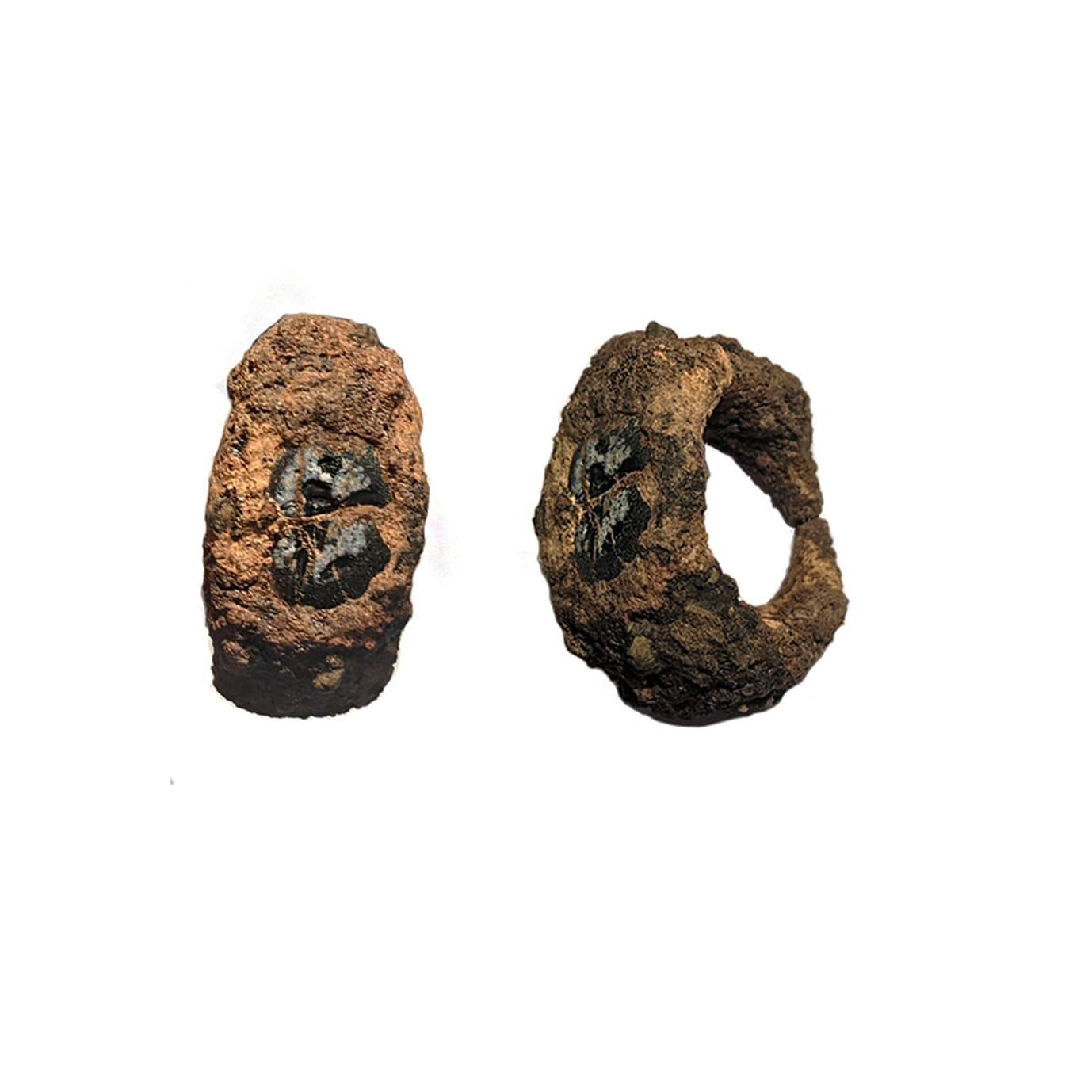 Roman Iron Ring with Intaglio - Anna Giecco